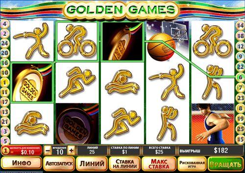 игровой автомат золотая игра